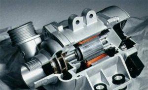 ปั๊มน้ำอิเล็กทรอนิกส์ของ BMW มีข้อดีมากมายและสามารถประหยัดเชื้อเพลิงได้